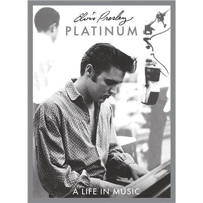 Platinum: A Life In Music (4CD Bookset)