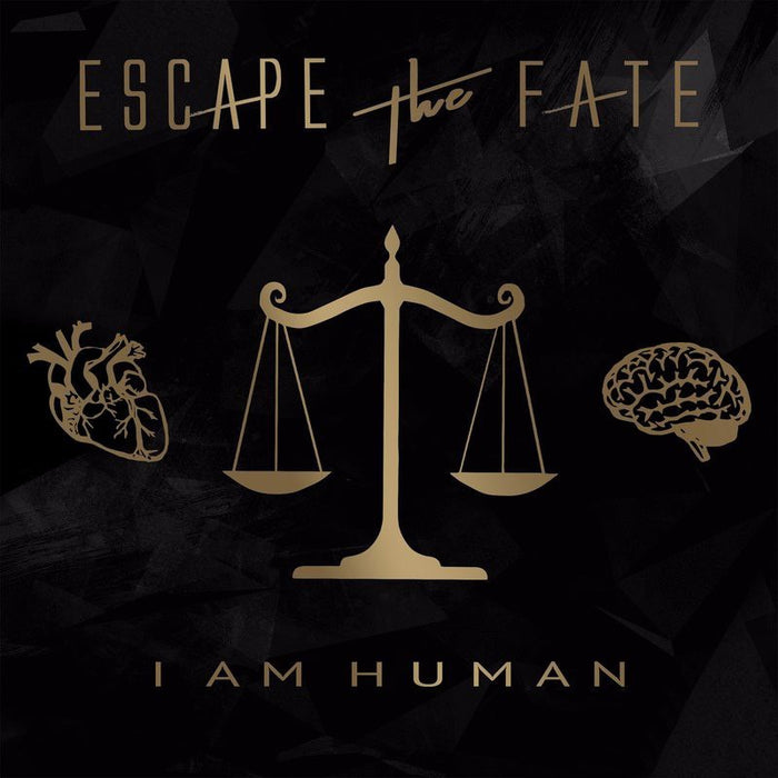 I AM HUMAN (Signed CD)