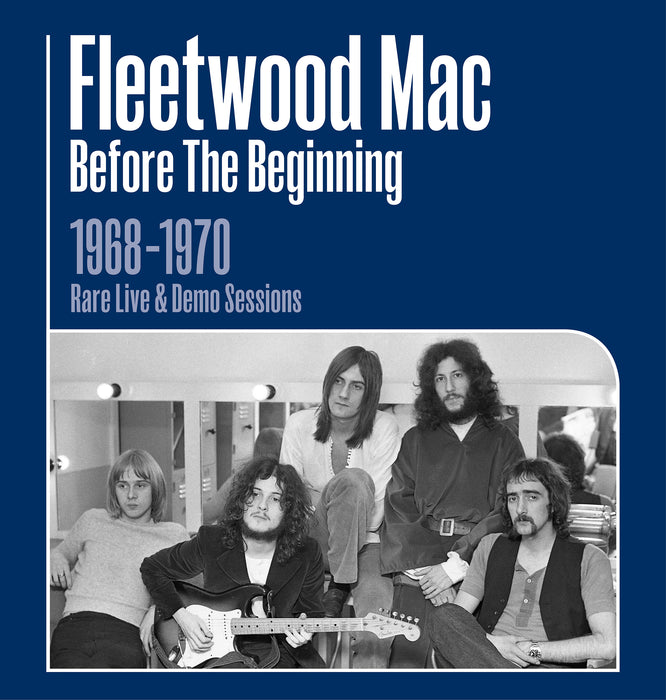 BEFORE THE BEGINNING - 1968-1970 RARE LIVE & DEMO SESSIONS (CD)