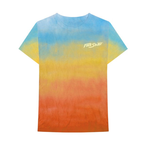 Free Spirit Sky Dyed T-Shirt + CD Bundle