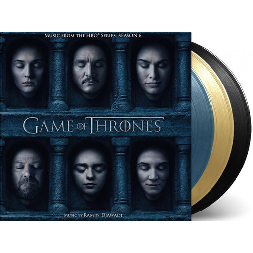 Game Of Thrones Season 6 - Ramin Djawadi (3LP)