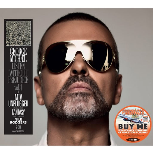 LISTEN WITHOUT PREJUDICE/MTV UNPLUGGED (2CD)