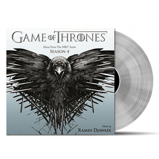 Game of Thrones Season 4 ('Iron Throne' Coloured Transparent Vinyl)