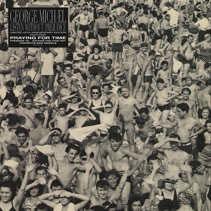 George Michael - Listen Without Prejudice Deluxe Boxset - 2D