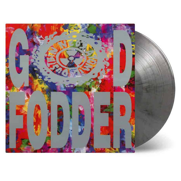 God Fodder LP (Silver and Black Marbled Vinyl)