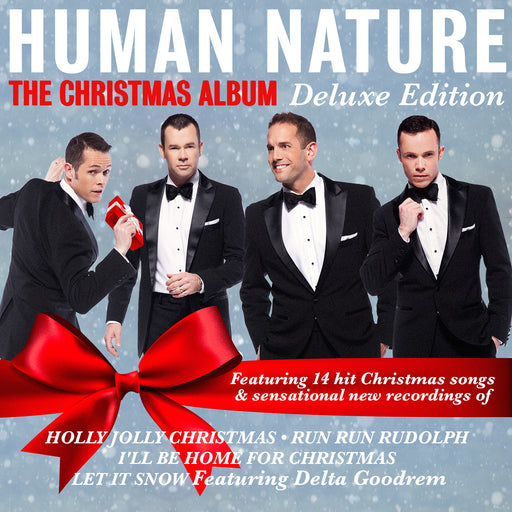 THE CHRISTMAS ALBUM (DELUXE EDITION CD)