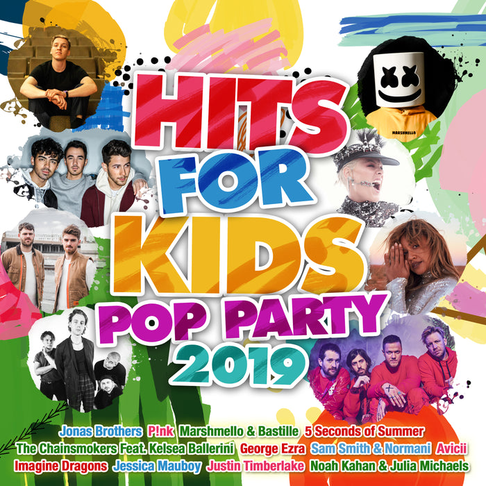 HITS FOR KIDS POP PARTY 2019