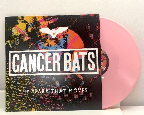 THE SPARK THAT MOVES (LP)