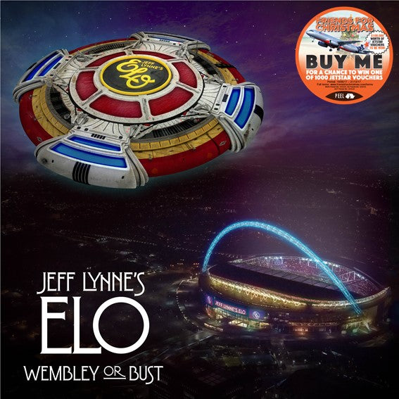 JEFF LYNNE'S ELO 'WEMBLEY OR BUST' LIVE (2CD)