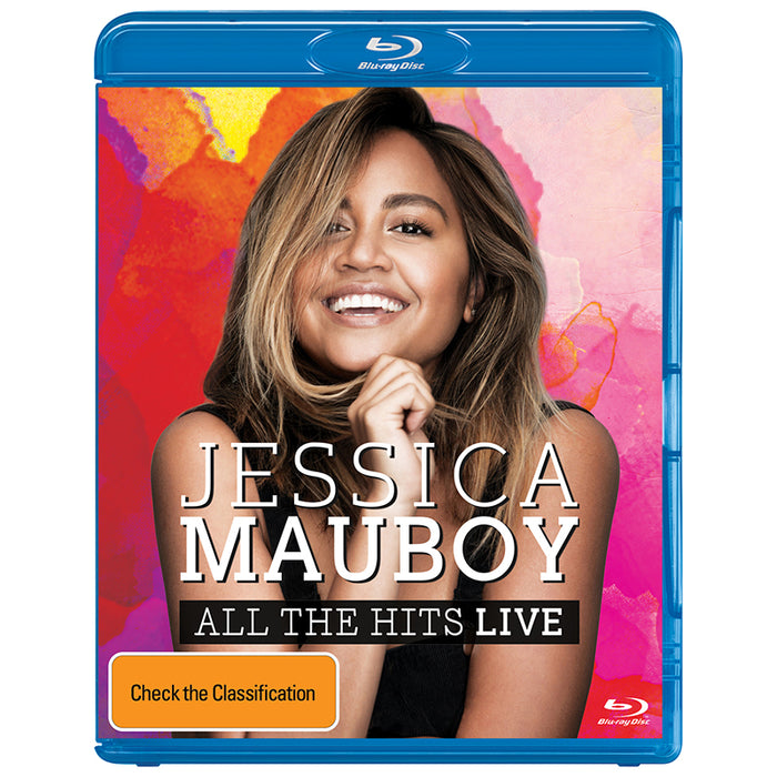 All The Hits Live (Blu-Ray DVD)