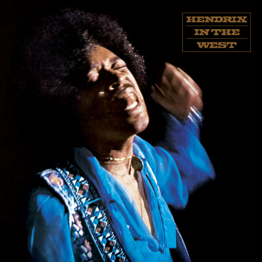 HENDRIX IN THE WEST (2LP)