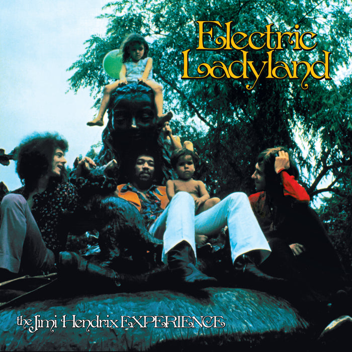 ELECTRIC LADYLAND - 50TH ANNIVERSARY DELUXE EDITION (3CD+BLU-RAY)