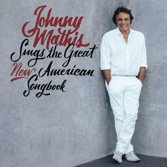 SINGS THE GREAT NEW AMERICAN SONGBOOK CD