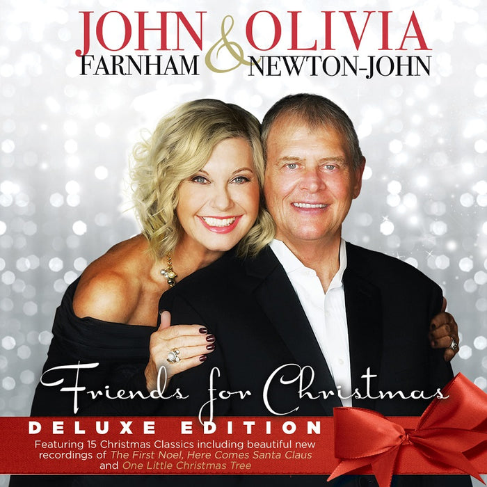FRIENDS FOR CHRISTMAS - DELUXE EDITION (CD)