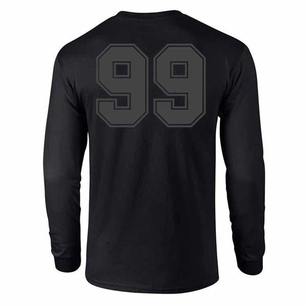 Logo (Black Long Sleeve)