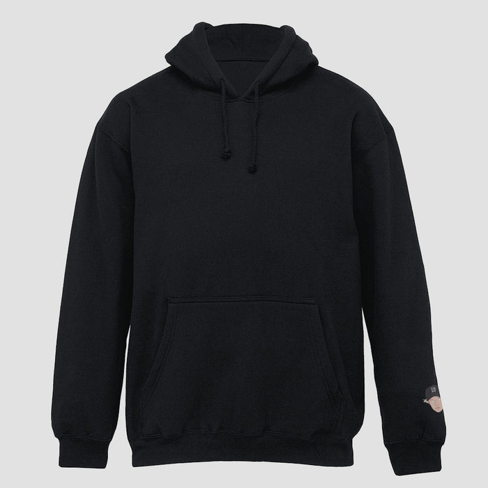 Hooded Sweater (Black)