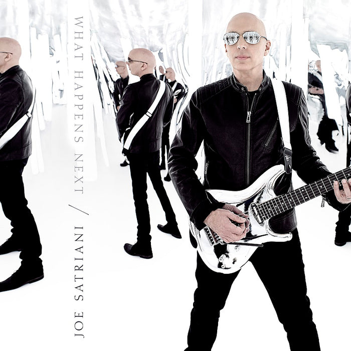Joe Satriani - What Happens Next (2LP VINYL)
