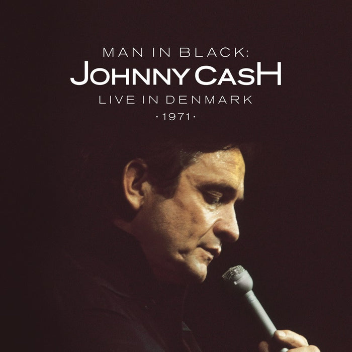 Man In Black:Live In Denmark 1971 (Vinyl)
