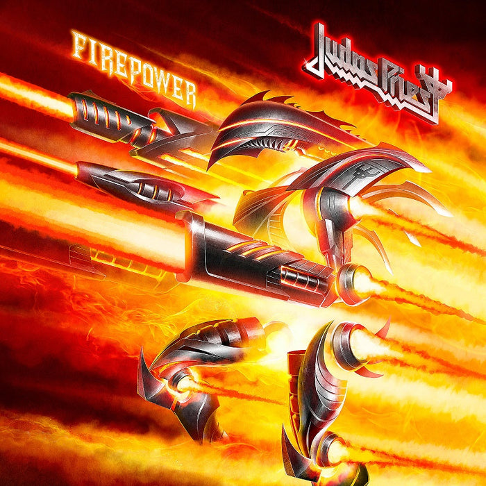 Judas Priest Firepower Exclusive Twilight Colour Limited Edition 2LP VINYL
