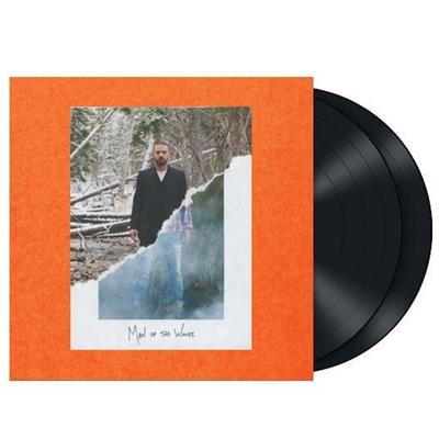 Justin Timberlake Man of the Woods Vinyl Album 2LP