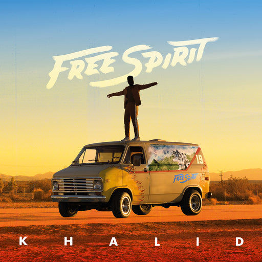 FREE SPIRIT (BLACK LP)