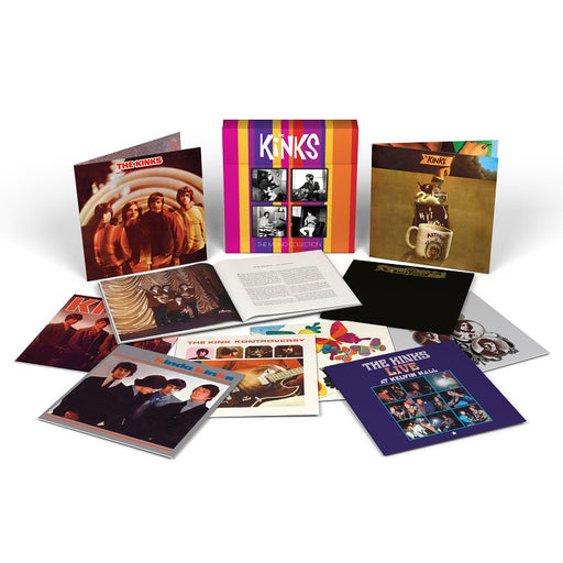 The Mono Collection - Vinyl Box Set