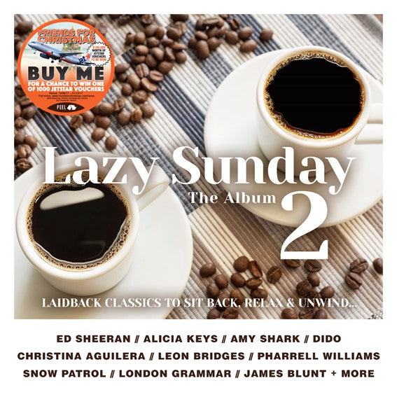 LAZY SUNDAY 2 (2CD)