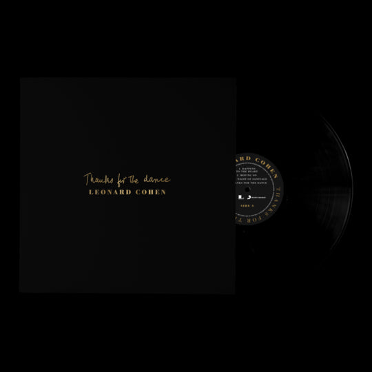 THANKS  FOR THE DANCE (LP)