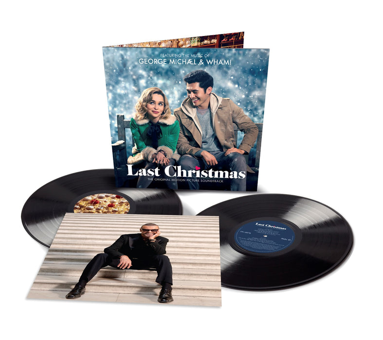 LAST CHRISTMAS – THE ORIGINAL MOTION PICTURE SOUNDTRACK (2LP)
