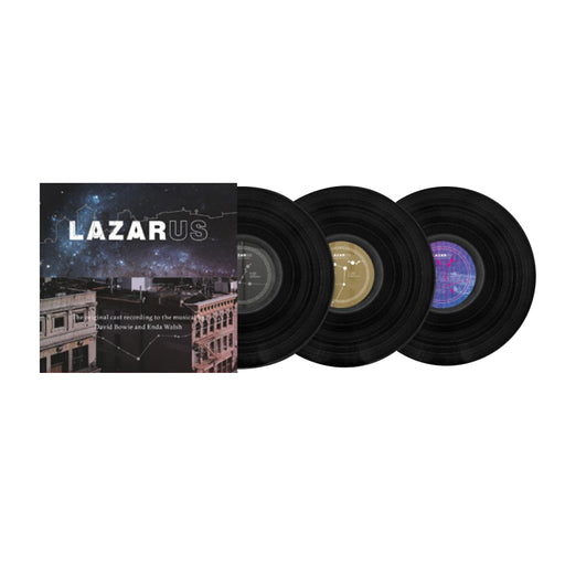 Lazarus (Original Cast Recording) (Vinyl) (3LP)