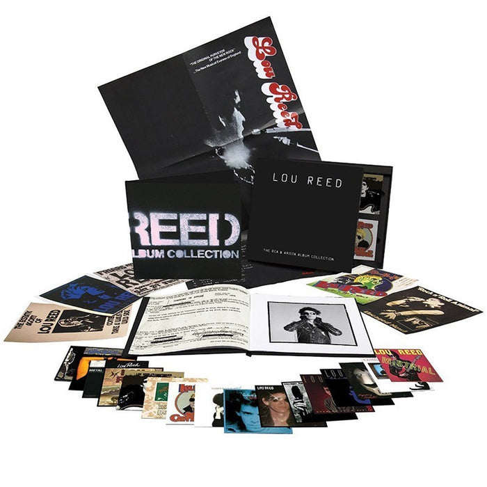 The RCA & Artista Album Collection (Boxset)