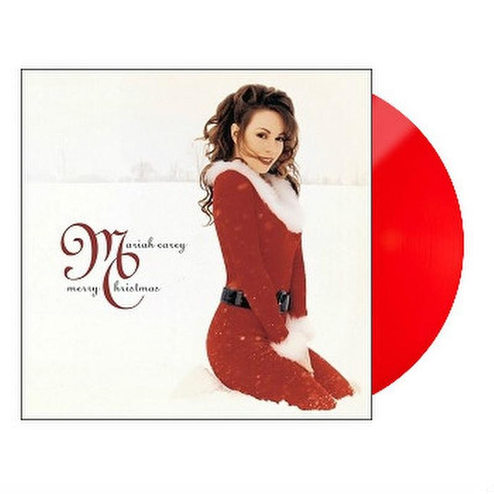 MERRY CHRISTMAS (LIMITED EDITION RED VINYL)