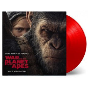 ORIGINAL SOUNDTRACK WAR FOR THE PLANET OF THE APES (2LP)