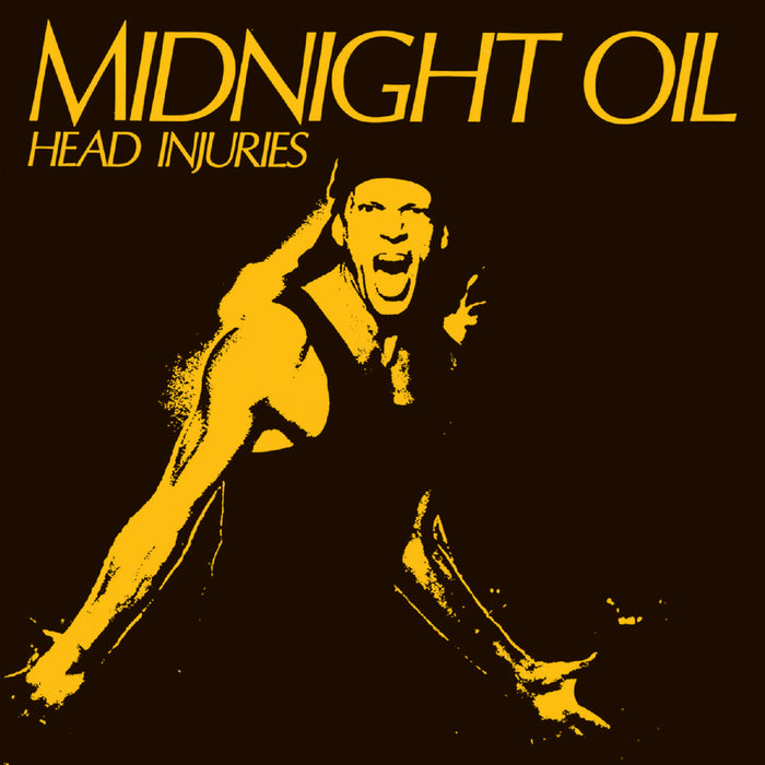 HEAD INJURIES (GOLD SERIES CD)