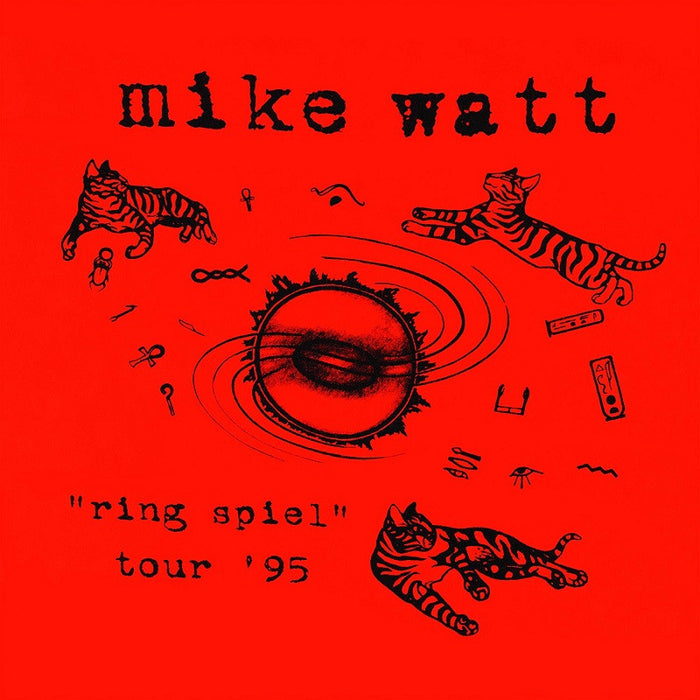 Mike Watt / Ring SpellTour '95 (2LP)