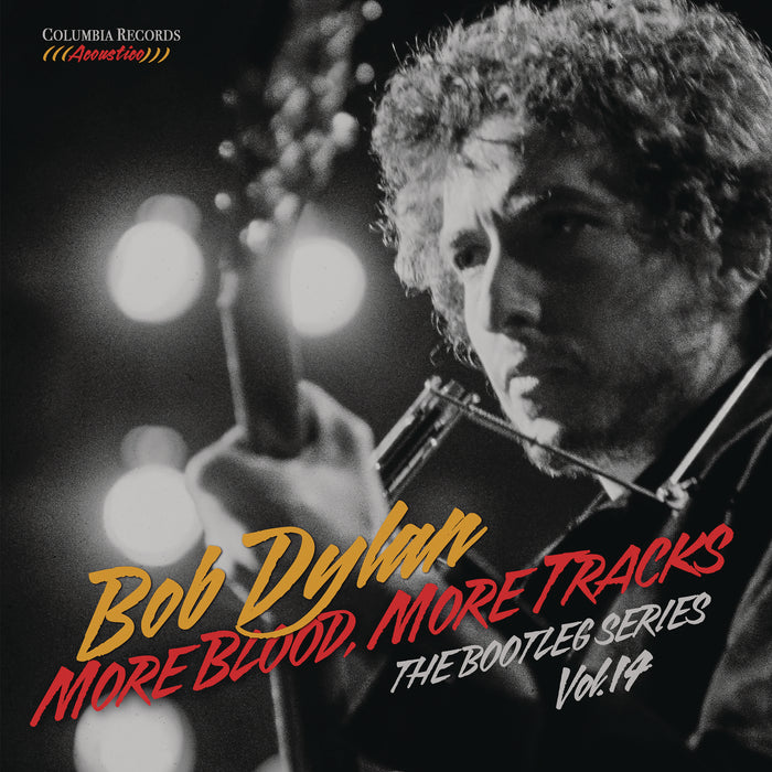 More Blood, More Tracks: The Bootleg Series Vol. 14 (CD)
