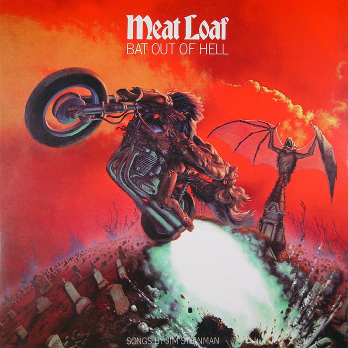 Bat Out Of Hell (Vinyl)