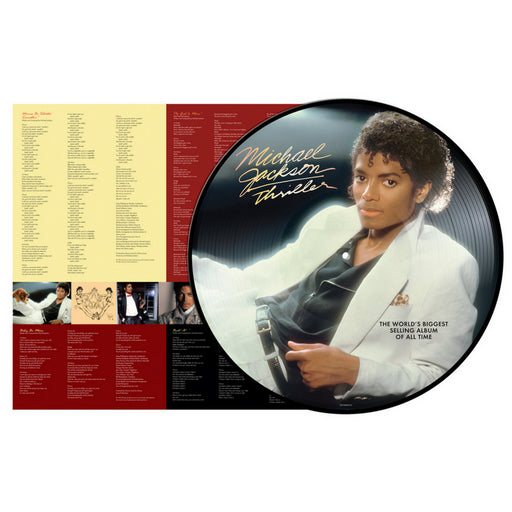 "Thriller (Vinyl) (12"" Picture Disc)"