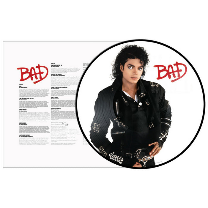 "Bad (Vinyl) (12"" Picture Disc)"