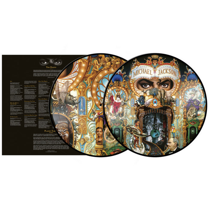 "Dangerous (Vinyl) (12"" Picture Disc)"