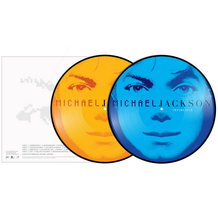 "Invincible (Vinyl) (12"" Picture Disc)"