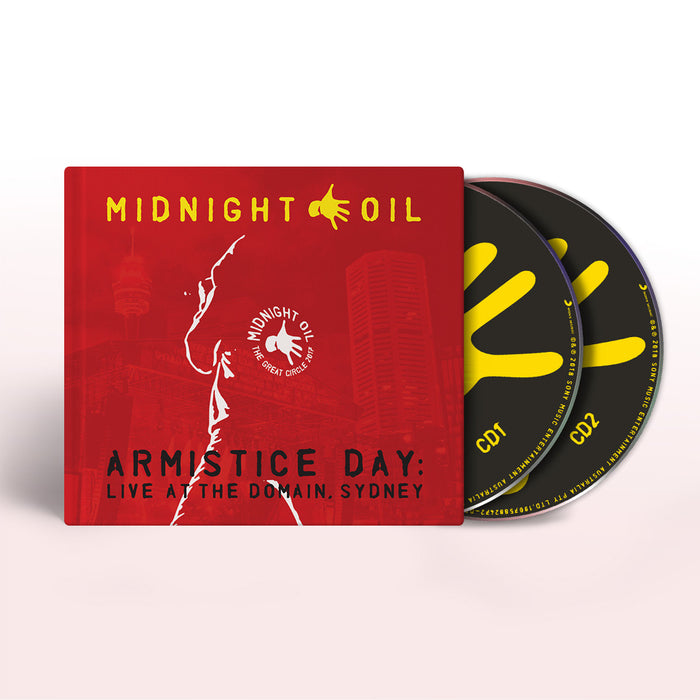 Armistice Day: Live At The Domain, Sydney (2CD)