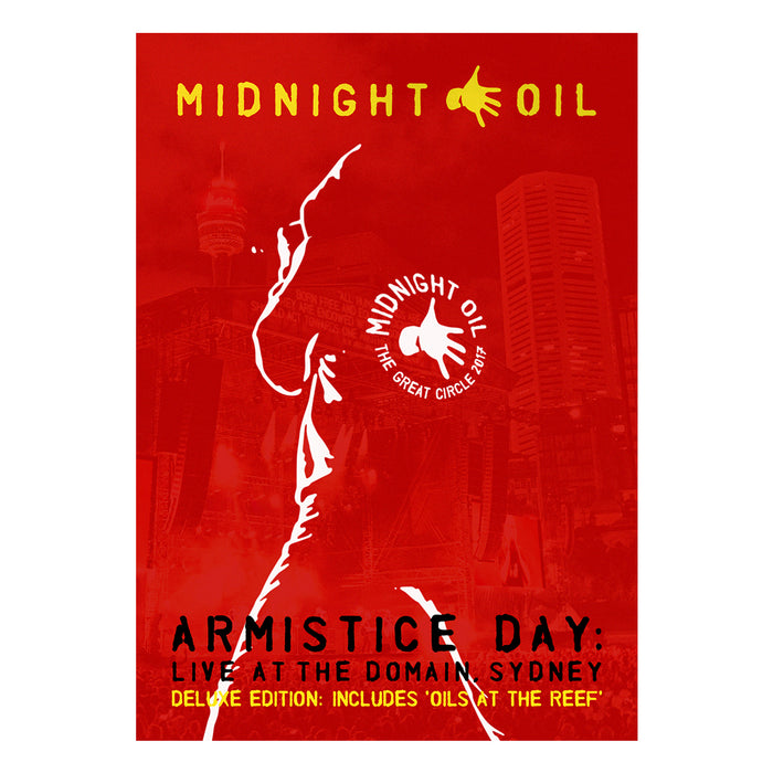 Armistice Day: Live At The Domain, Sydney (Deluxe Edition)