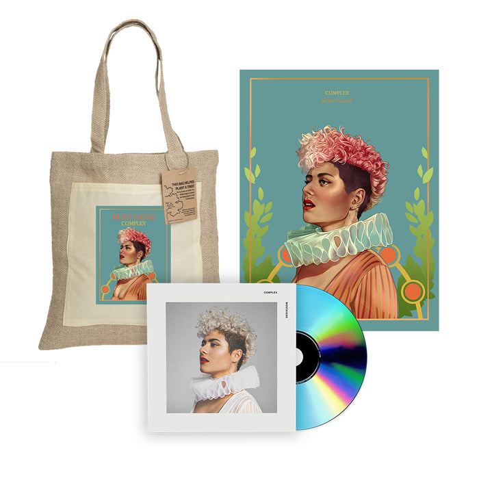Complex Bundle 1 - CD + Tote Bag