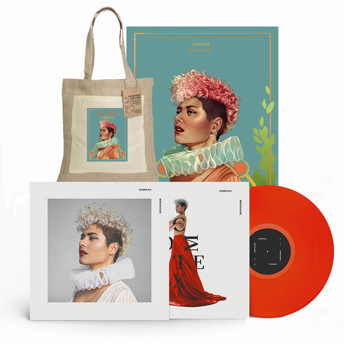 Complex Bundle 2 - Vinyl + Tote Bag