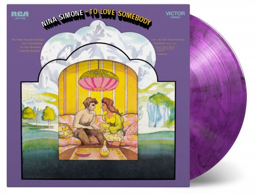 TO LOVE SOMEBODY (PURPLE/BLACK MARBLED LP)