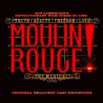 Moulin Rouge: The Musical (CD)