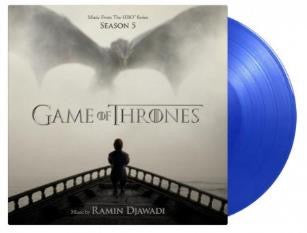 GAME OF THRONES SEASON 5 (LIMITED EDITION - COLOURED) (2LP)