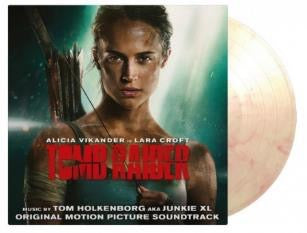 TOMB RAIDER (LIMITED EDITION - COLOURED) (2LP)