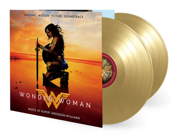 Wonder Woman (2LP GOLD)